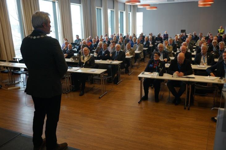 Ordfører Per Ragnvald Berger