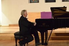 Komponisten og pianisten Wolfgang Plagge